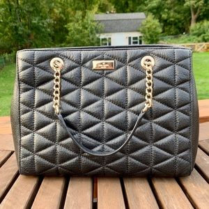 Kate Spade Quilted Leather Handbag